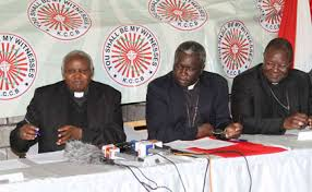 Catholic bishops warns against interference with constitutionally established institutions.