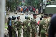 Assault of University of Nairobi students causes uproar as IPOA  launches probe
