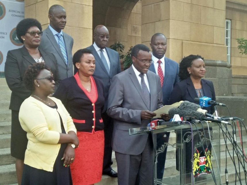 We will not be intimidated,JSC tells critics