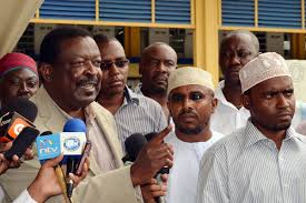 Confusion mar  presidential candidates and IEBC crucial meeting