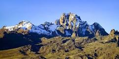 Body of Chinese Tourist  who fell and died while climbing Mt Kenya recovered