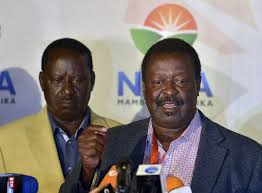 There will be no elections untill our demands are  met-NASA