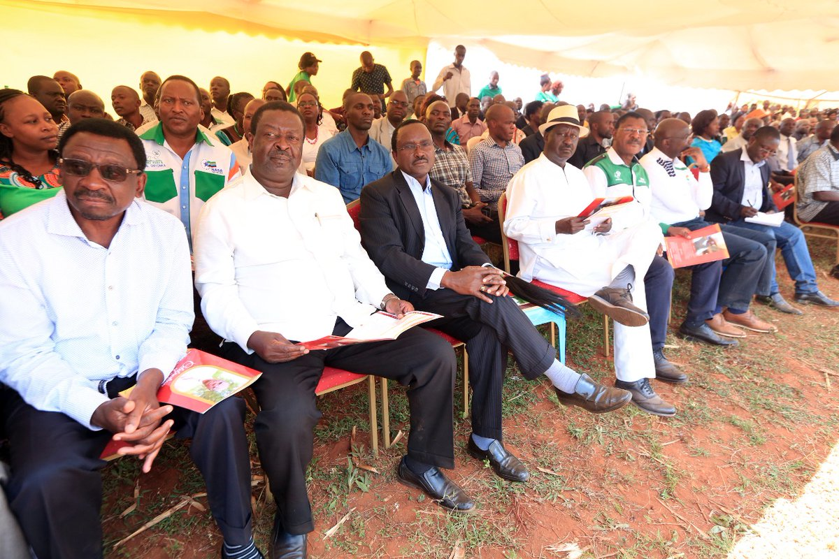 NASA insists IEBC must get it right with the second round of poll