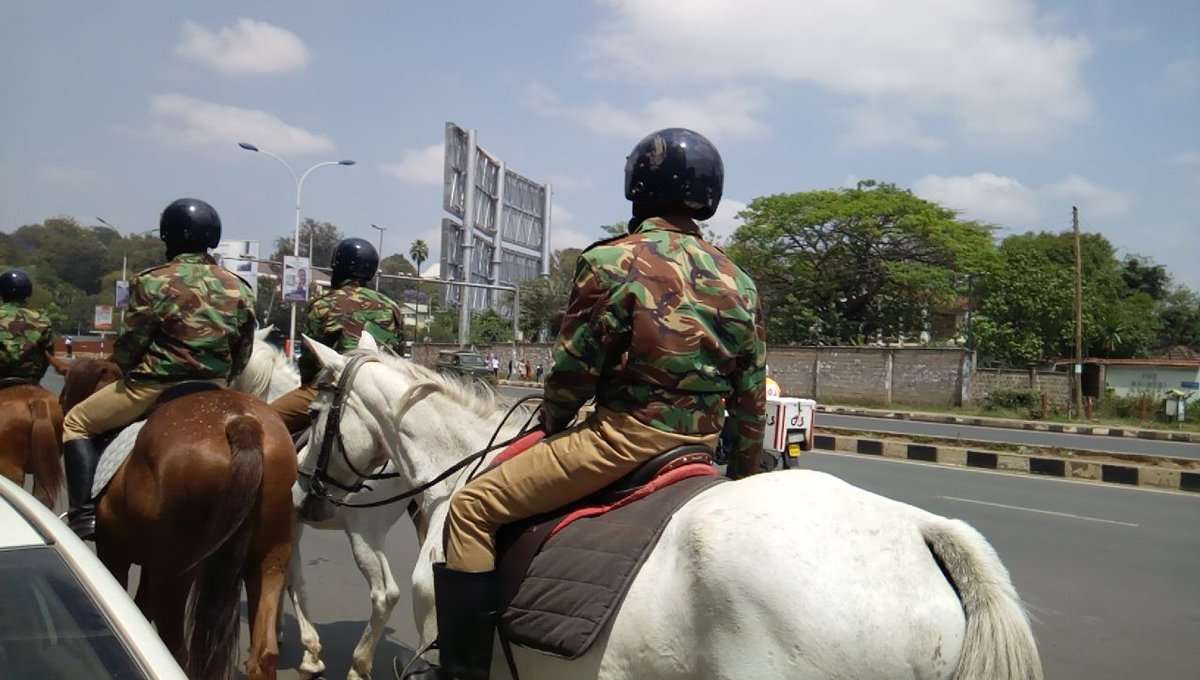 Security beefed up in Nairobi as Blue Economy  conference gets underway