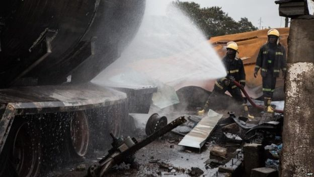Two children die after their house was razed down by fire in Nyeri i