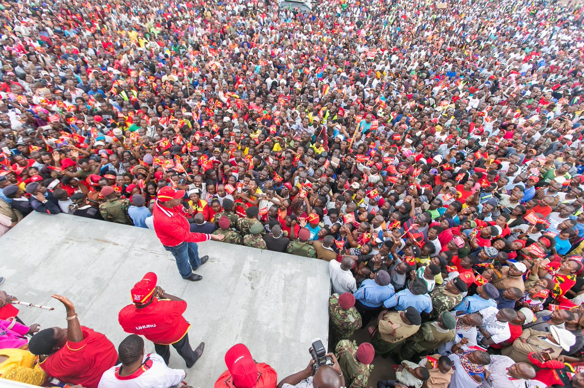 This country is important than any other individual,Uhuru tells NASA