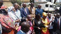 NASA insists there must be reforms at IEBC before an election is held