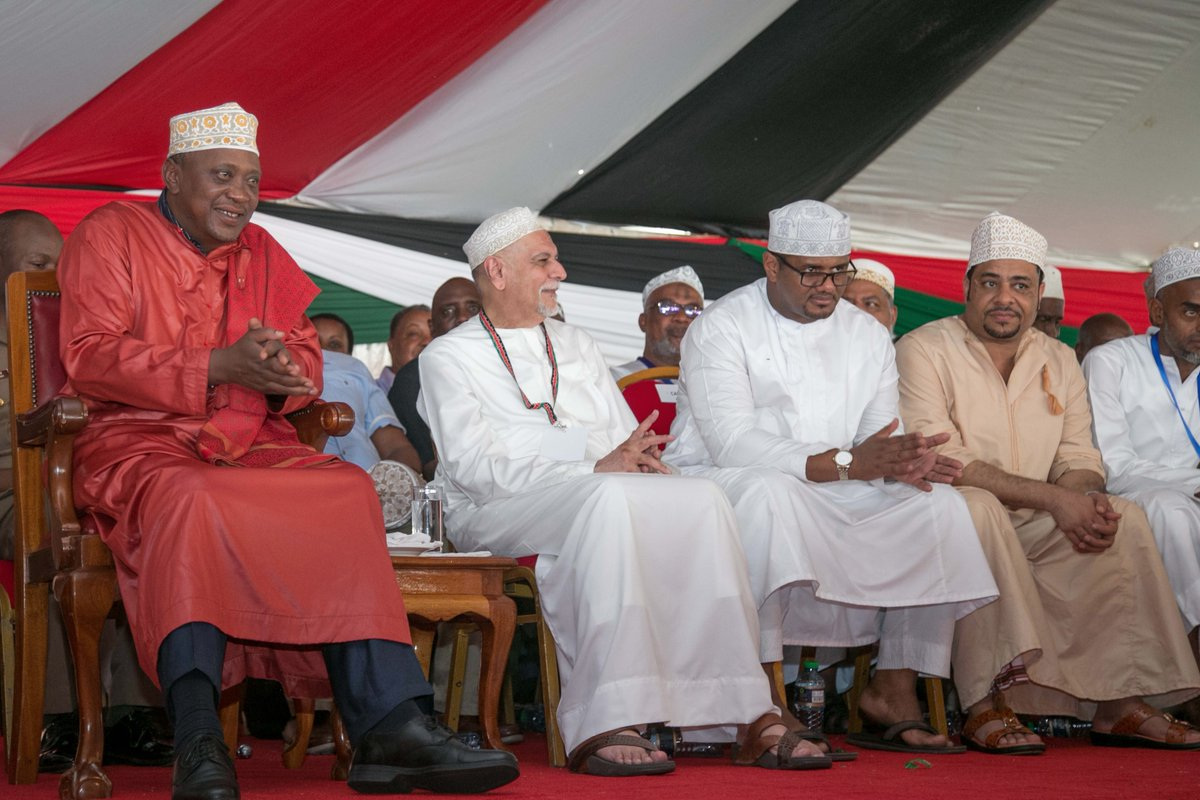 Omar Hassan Joins Jubilee bandwagon,vows to mobilize support for Uhuruto