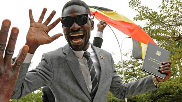 Uganda opposition MPs' homes attacked
