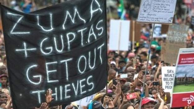 'Giant corruption conspiracy' inquiry begins  in SA
