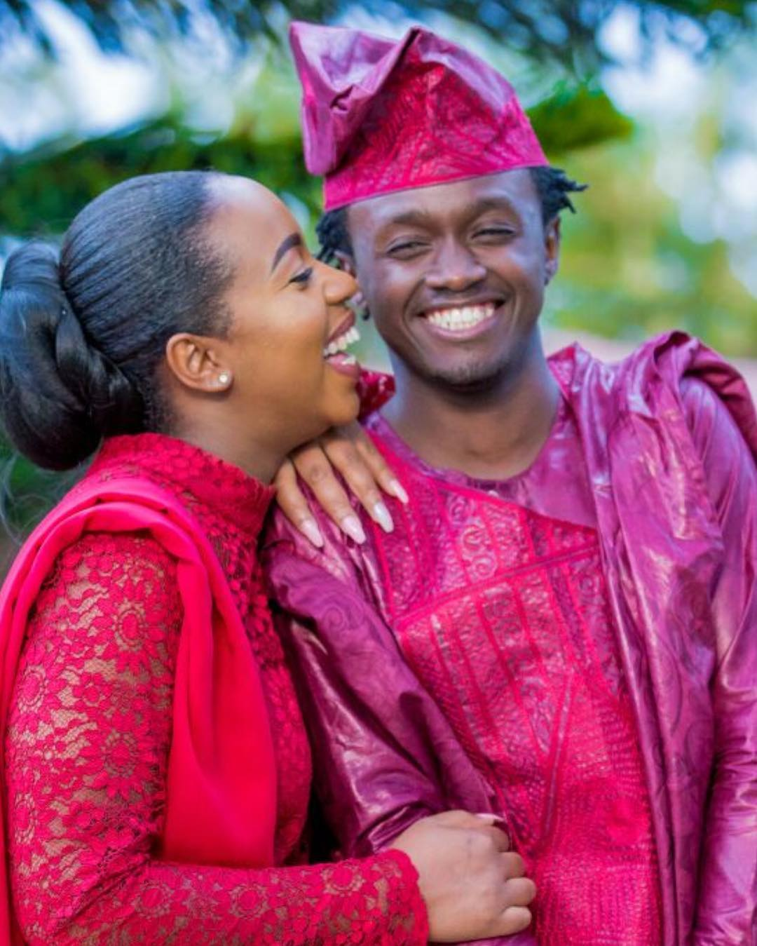 Better days are still a head for Bahati after he weds Diana