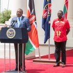 President Kenyatta  calls for an extended period of prayer and reconciliation this weekend.