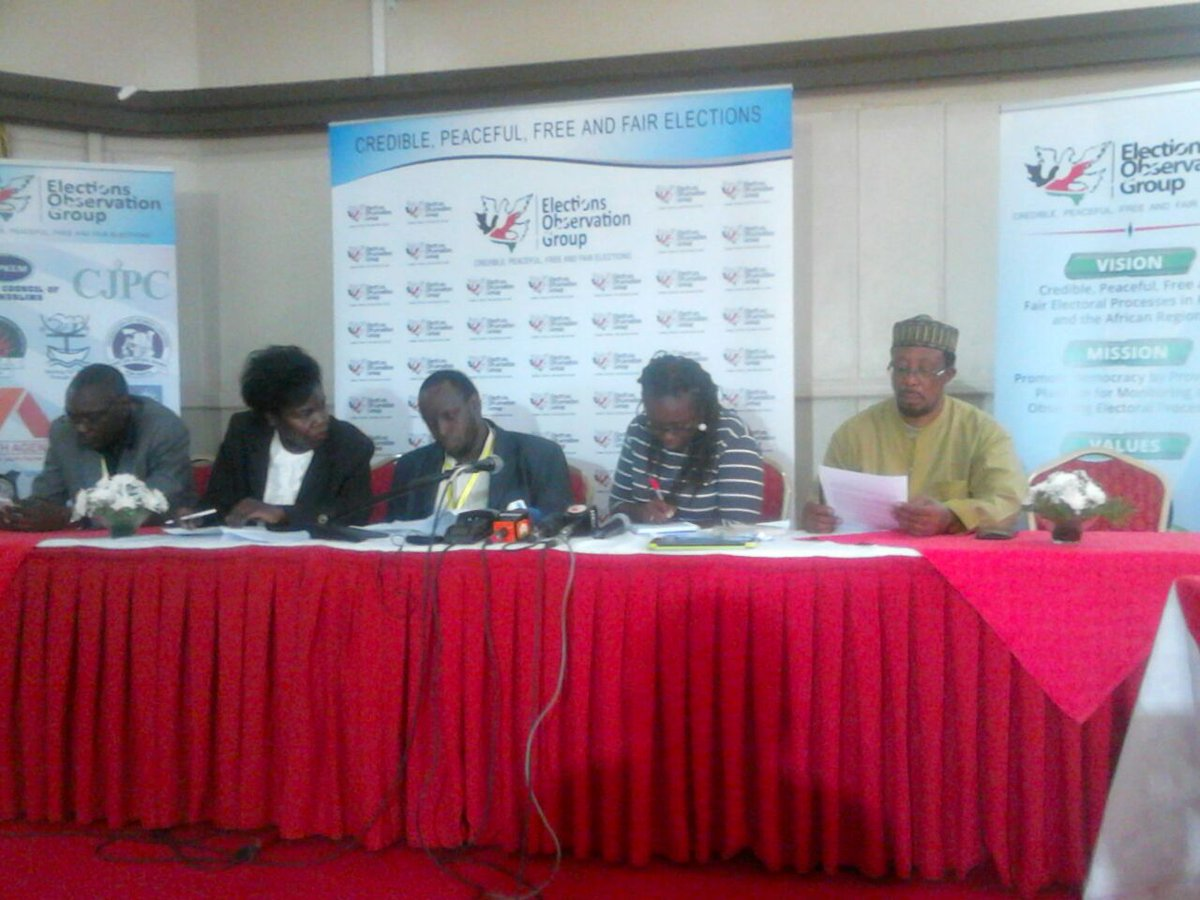 The repeat election has divided kenya even more-Elog