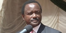 Withdrawal of our security  has  a hidden  motive,says Kalonzo