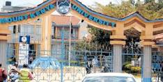 Mt Kenya University main campus in Thika closed indefinitely following student unrest.