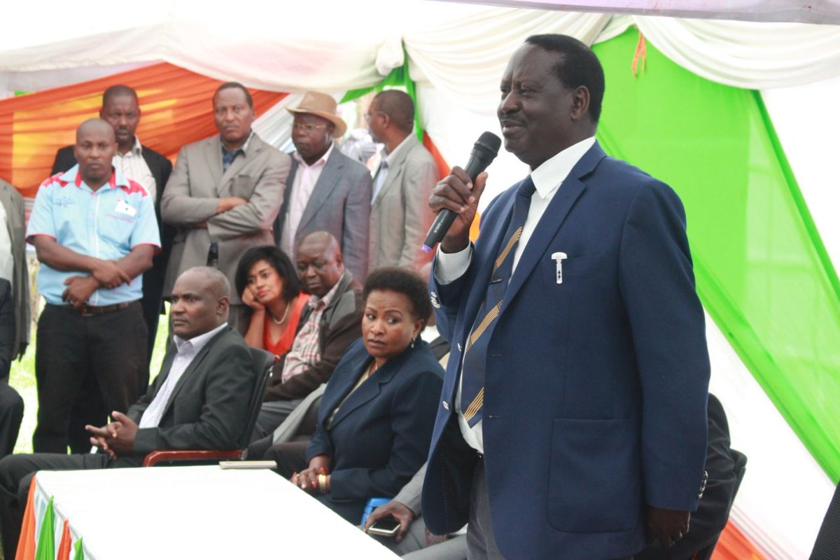 NASA dismisses repeat poll terming it a fraud,to form People's Assembly to restore democracy