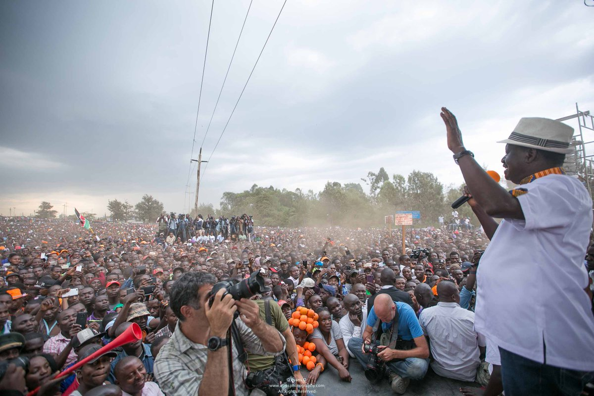 No elections demos to be held on election day-NASA