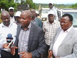 A bodyguard to Lugari MP Ayub Savula among two people who died in Karen  accident