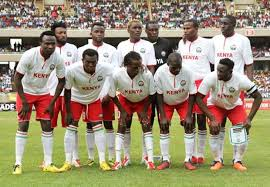 Harambee stars drops 14 places in the latest FIFA rankings