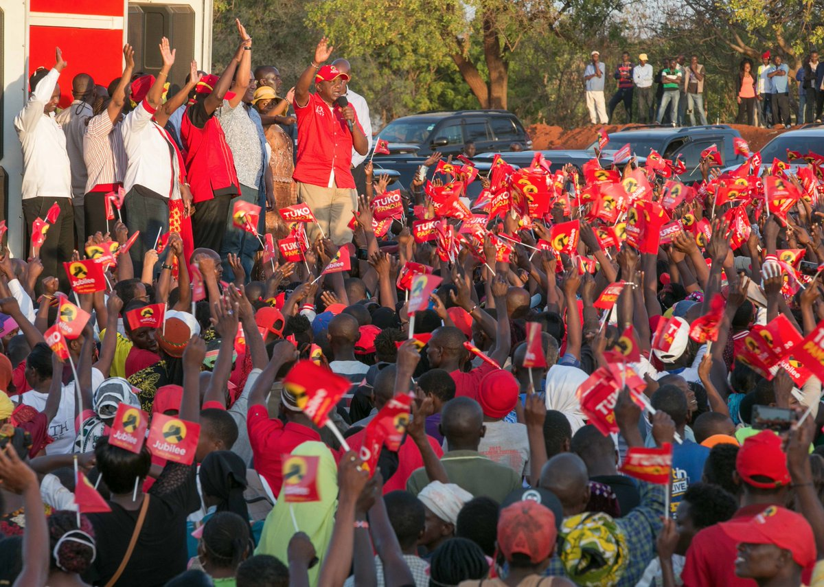 we will still carry on with Elections,President Kenyatta says after NASA withdraws