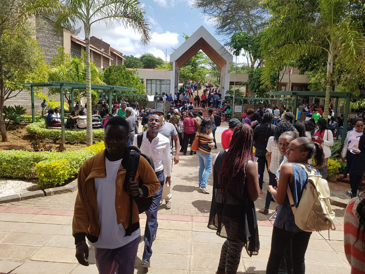 Day star University closed indefinitely after students boycotted classes
