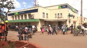Three suspects accused of robbing KCB bank in Thika kshs 50 million arraigned in court