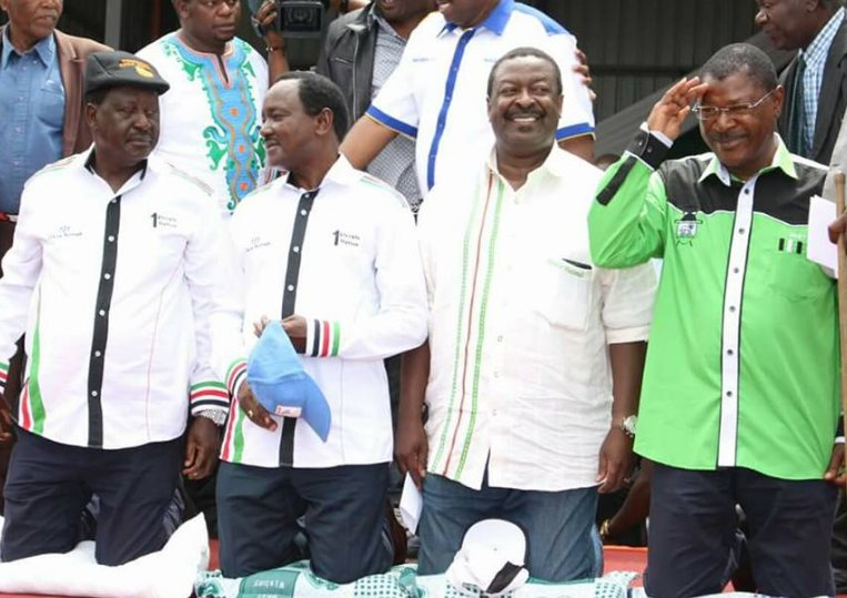 NASA prepares motion as formation of People's Assembly takes shape