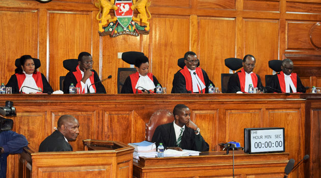Victory for petitioners as Supreme court allows access to voters register,forms