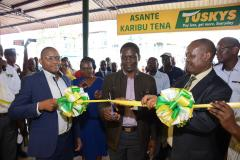Tuskys expands Nyanza footprint with Kisumu and Kisii branch openings