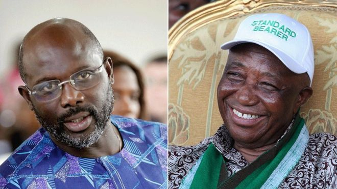 Liberia presidential vote halted by country's Supreme Court