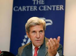Carter Center speaks out on repeat presidential poll,says it polarized the nation