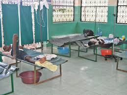 MCAs  rushed to hospitals in Mombasa after showing cholera like symptoms