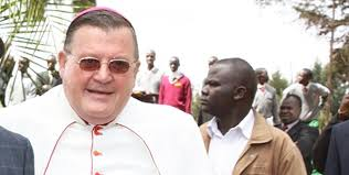 Kitale Catholic diocese bishop Maurice Crowley appointed administrator of Eldoret diocese