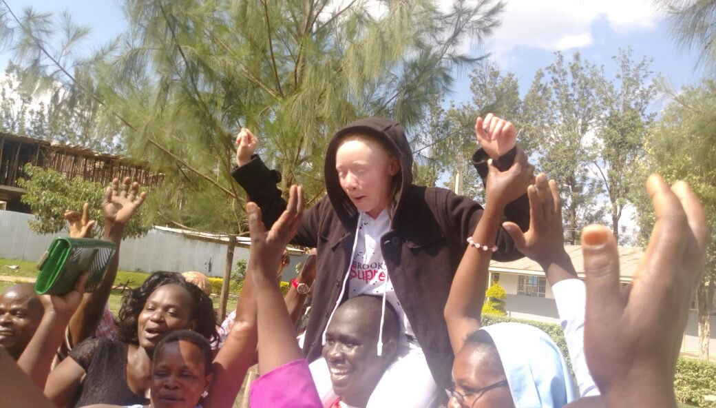 Top KCPE student wants to be a psychiatrist