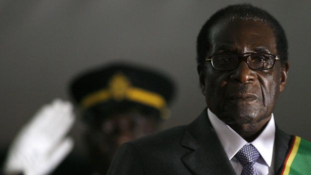 Besieged Mugabe throws in the towel and resigns