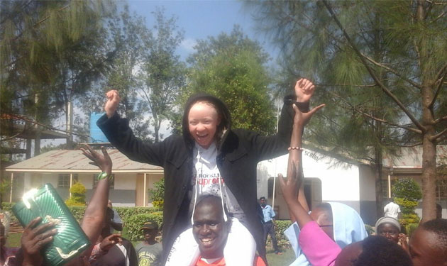 Top KCPE  student  honored as parents are urged to support children with disability