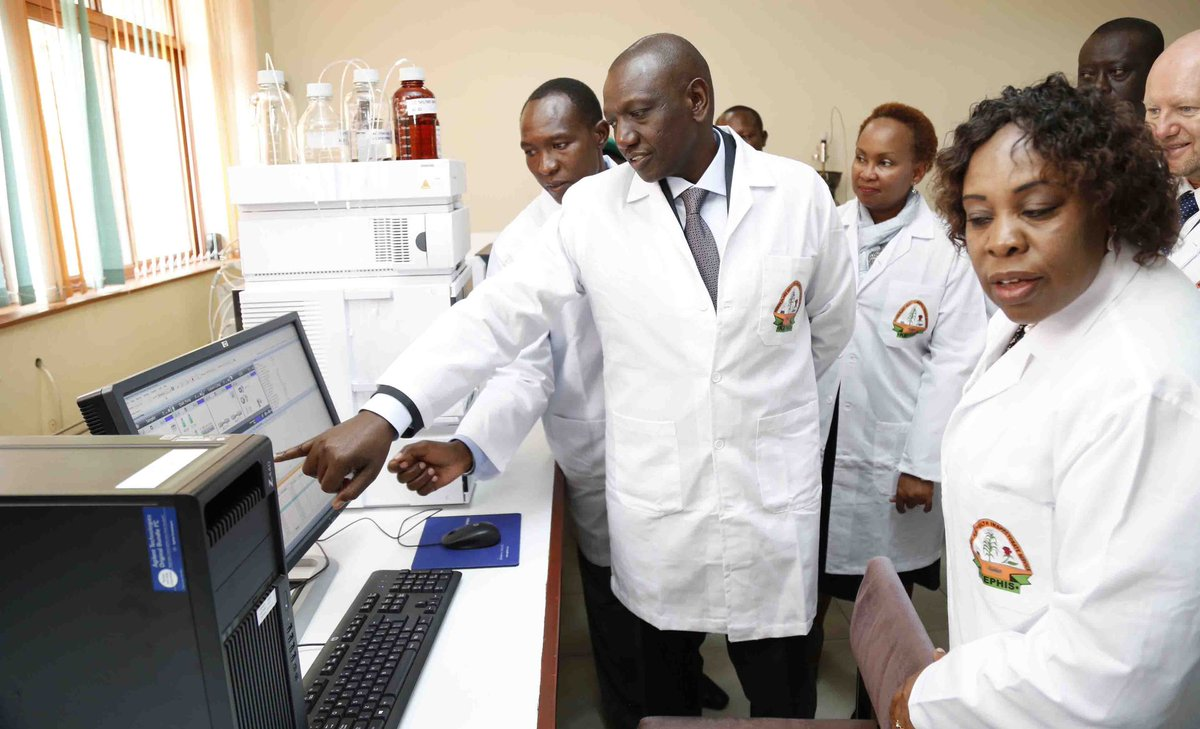 Kenya's agricultural exports to the European markets are set to increase-DP RUTO