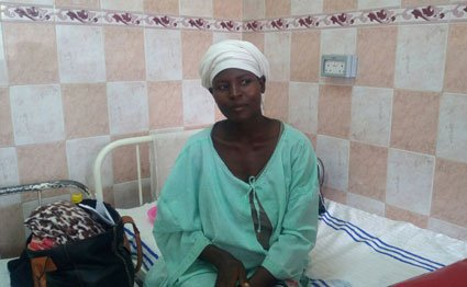 Sad:Remaining 3 children who were a part of 5 born by a 30 year old woman in Homabay passes on due to pneumonia