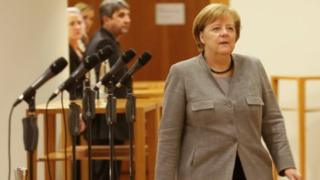 Germany's Merkel suffers blow as FDP pulls out of coalition talks