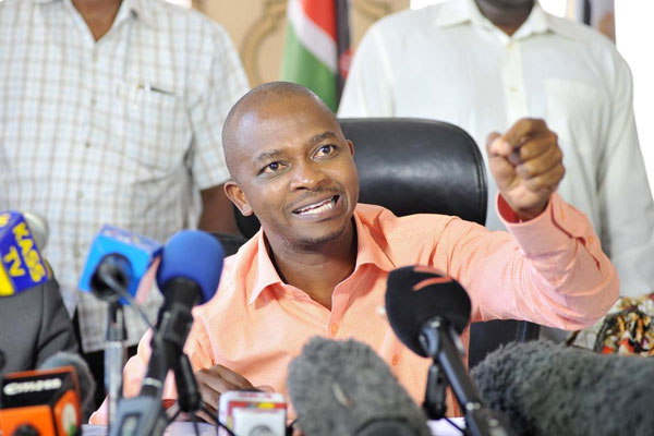 Ministry Of Sports queries how  FKF used  Ksh244 Million AFCON Money,wants the cash accounted for