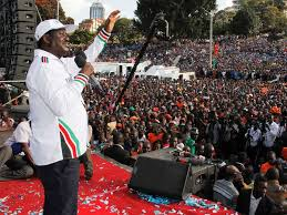 NASA to hold its people's assembly meeting in Homabay instead of Migori