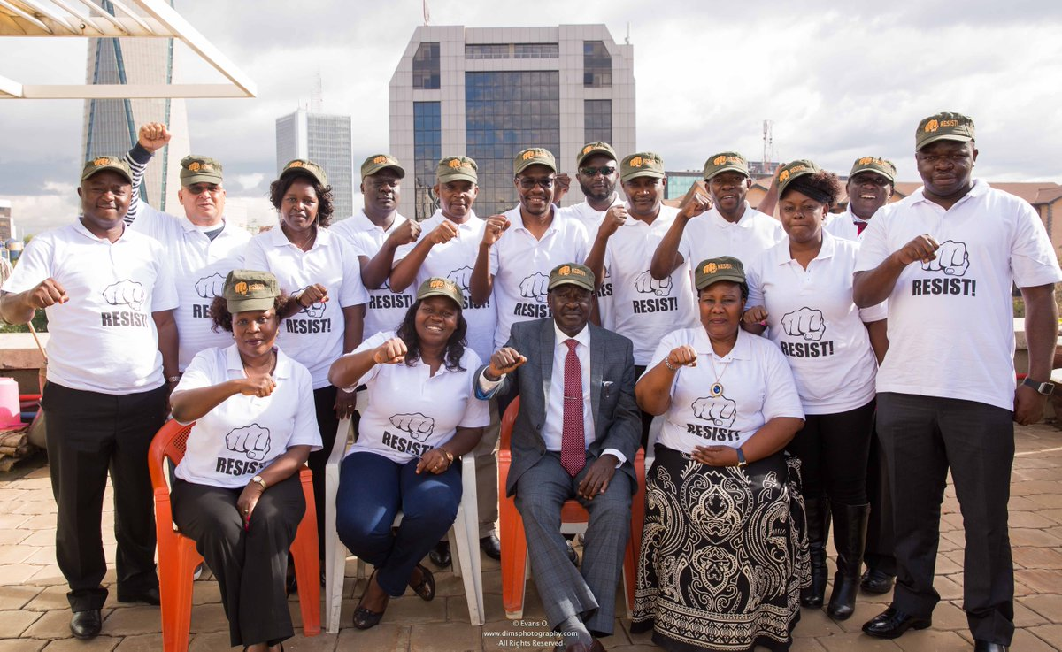NASA MPs  urge supporters to boycott products from  safaricom,Bidco and Brookside among others  they claim were used to defeat the will of the people during elections