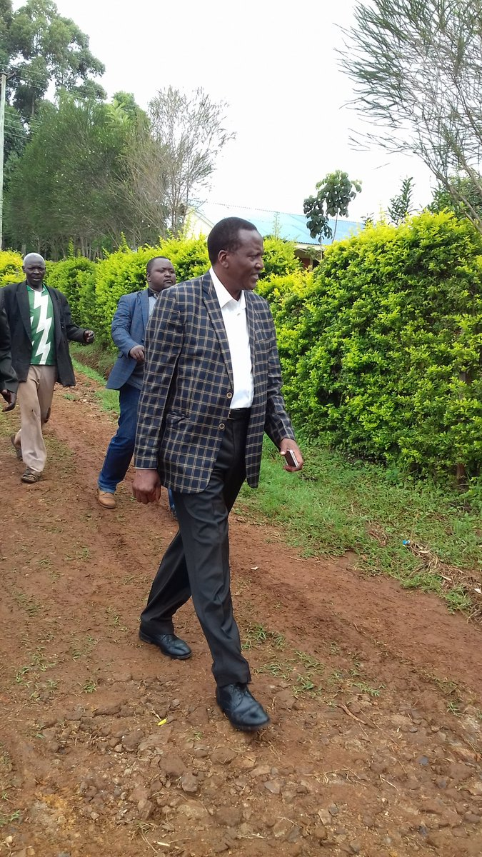 Voting in Kitutu Chache  south parliamentary by elections kicks off without a hitch