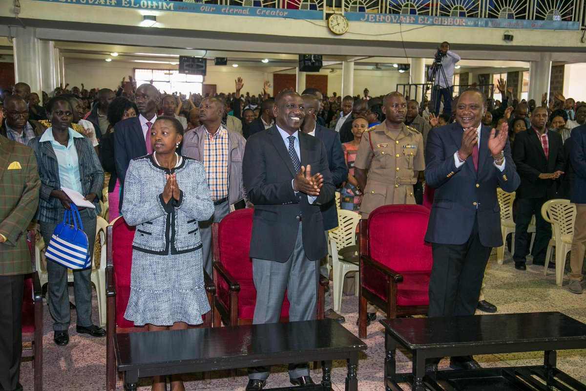 It is time to heal the country after prolonged election period-Uhuru