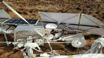 An internet testing project  balloon crashes in Meru