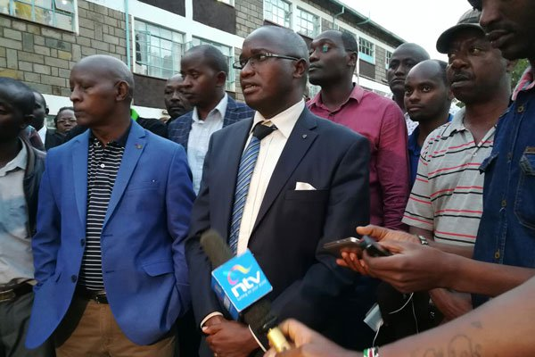Nyeri county government thrown into mourning again as  A ward representative dies