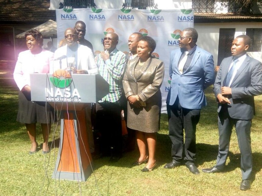 NASA unveils committee to chart way forward on people's Assembly