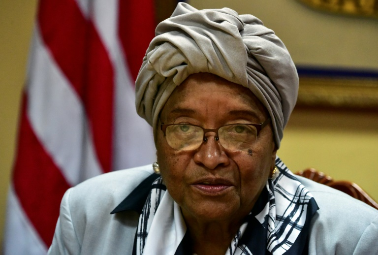 Sirleaf expelled by  Liberia party  after Weah poll Victory