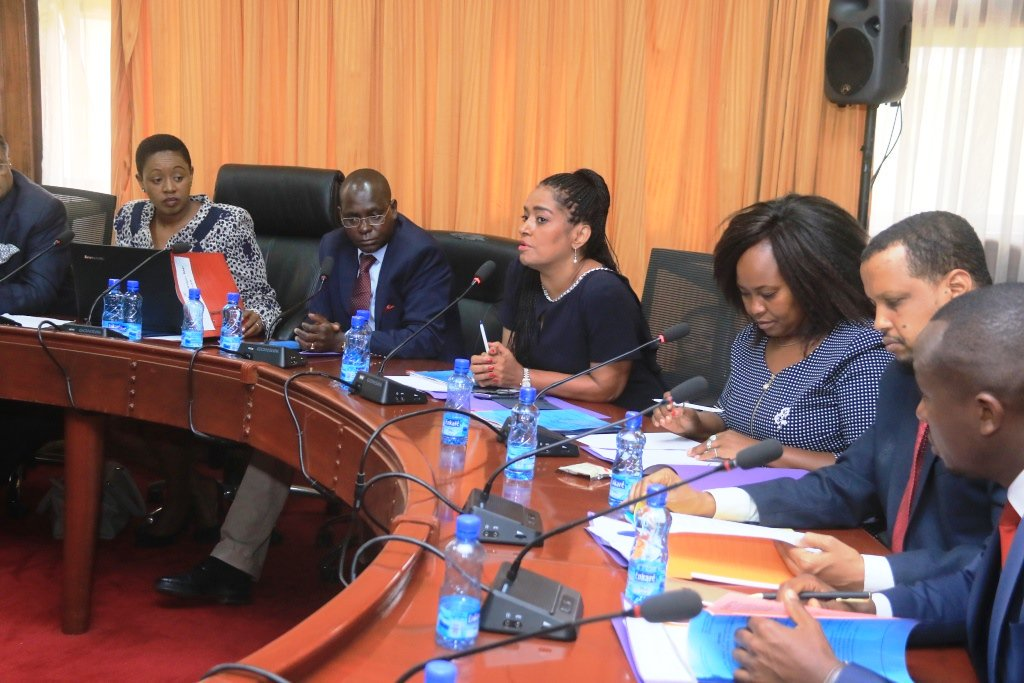 Lily Koros tells parliamentary health committee that no evidence found on rape at KNH