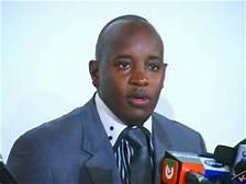 Police camp at the Nation centre in anticipation of arresting Linus  Kaikai